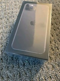 2 iphone 11 pro max grey. $400 for 1, $600 for 2