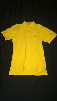 yellow Ralph Lauren polo shirt Port Moody, V3H 1N6