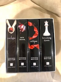 Twilight Saga Collection Toronto, M1H 1S1