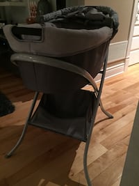 baby's black and gray stroller Montréal, H1C 0C5