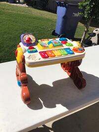 toddler's multicolored activity table Grovetown, 30813