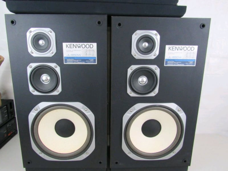 Kenwood JL-650W 3 Way Speaker System 140 Watts Mad 5e91baa8-b9e0-4c02-8f89-3f8fd81dfe31