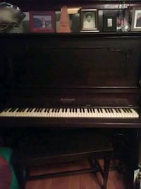 black and white upright piano Quincy, 02171