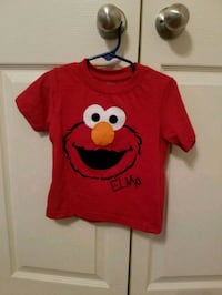 Customized Elmo Shirt Austin, 78748