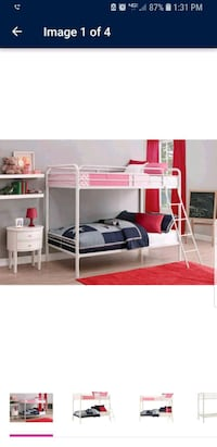 New bunk bed sealed in box. Never been used Saint Petersburg, 33702
