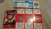Cubs Ticket Lot Chicago, 60621