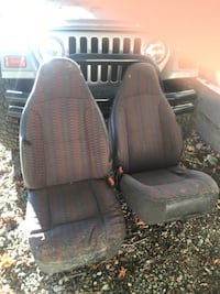 Jeep car seats make offer