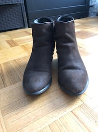 Steve Madden ankle booties. Size 6.5 Toronto, M6M 2N1