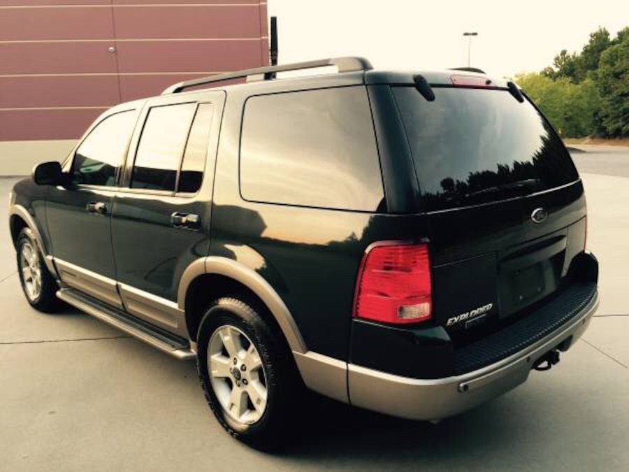 used 2003 ford explorer eddie bauer edition in baton rouge. Black Bedroom Furniture Sets. Home Design Ideas
