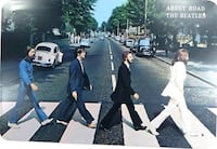 Abby road tin sign Creswell, 97426