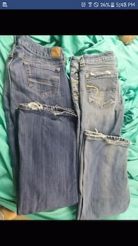 American eagle jeans  McMinnville, 37110