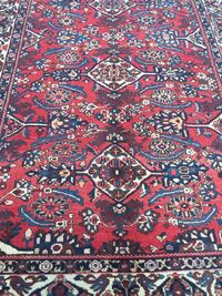 "Antique handmade Persian Bakhtiar 7'x9'9"" Chevy Chase, 20815"