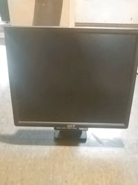 Acer 19 inch VGA monitor no stand