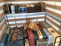 vintage suitcases - all eras - suitcase Antique Burbank, 91505