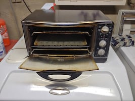 toaster oven-Oster..