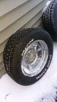 Tires P215/60/R14 pair Lowell, 01850