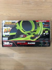Max Traxxx/Tracer Racers R/C High Speed Remote Control Twin Loop Edmonton, T5K 1R5