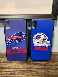 Buffalo Bills iPhone XS Rubber Case