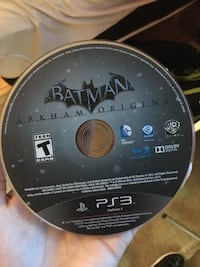 ps3 game of  batman Rockville, 20851