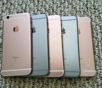 Unlocked iPhone 6s 32GB a lot of 5 mint condition