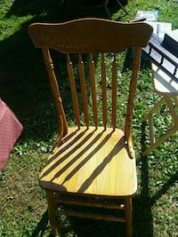 OAK CHAIR OR BEST OFFER