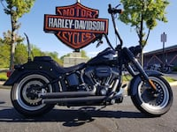 2016 Harley-Davidson® Fat Boy® S