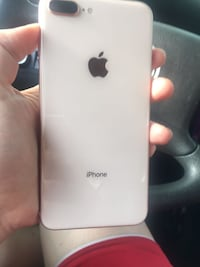 iPhone 8+ rose gold Cleveland, 44144