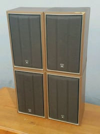 4 Vintage Sony Speakers! Made in Japan! Mod SS-310 Oakland, 94612