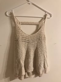 Yarn Tank top  Damascus, 20872