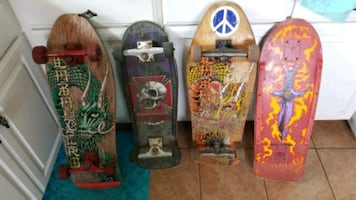 old powell boards