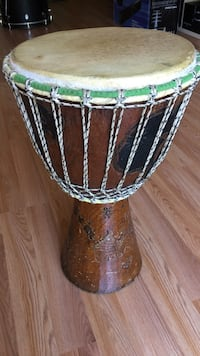 Djembe drum from africa