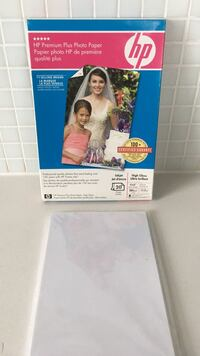Brand new photo paper- about 40 sheets