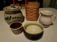 Misc Pottery & Basket Hagerstown, 21740