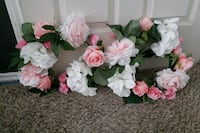 4 floral arrangements used once for wedding Grand Prairie, 75052