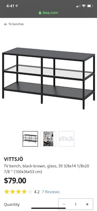 TV Stand Mississauga, L5N 8K1