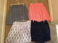 Old Navy assorted skirts size XS