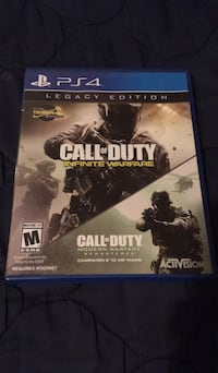 call of duty infinite warfare ps4 Lawrenceville, 30046