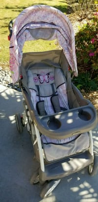 baby's gray and purple stroller Irmo, 29063