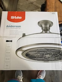 The Anderson Ceiling Fan by Stile Baltimore, 21206