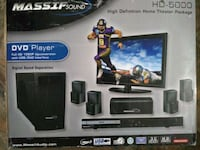 Home entertainment system still in the box Edmonton, T5T 1Y1