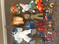 Toys (assorted)