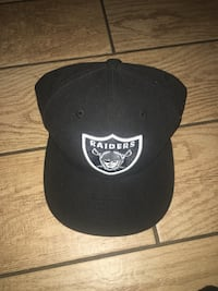 Oakland Raiders Fitted  Los Angeles, 91411