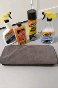 Armor All car cleaning products Burlington
