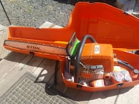 Stihl 029 chainsaw.  North Plains, 97133