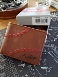 Rawlings BiFold Leather Wallet