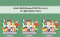 Grab Multilingual SEO Services At Affordable Price NOIDA