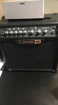 Guitar amp line 6 Cambridge, N1R 7A8