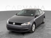 2014 VW Volkswagen Jetta sedan 1.8T SE Sedan 4D Gray <br /> Gaithersburg