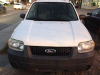 Ford Escape 2006 -  transmission is gone Montreal
