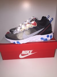 Nike React Element 87 Size 9 Toronto, M1L 2T3